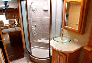 Bathroom Sinks For Rvs space saving bathroom vessel sink